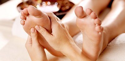 Foot Pain at Work - We Can Help!