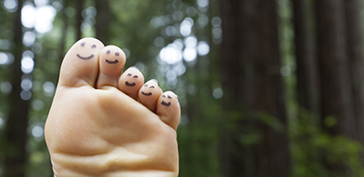 Why You Need to Start the Year by Getting Your Feet Checked